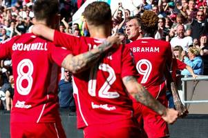 bristol city 3 barnsley 2: robins effectively secure championship status with ashton gate rollercoaster