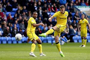 bristol rovers player ratings: sweeney slips up, lumley makes mistake, and harrison misses his chance