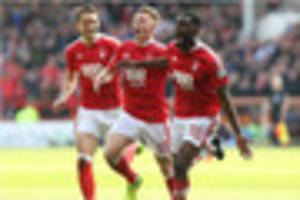 nottingham forest move three points clear of championship...
