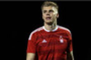 nottingham forest teenager on trial at championship club