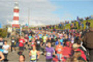 Plymouth half marathon: What's the weather forecast?