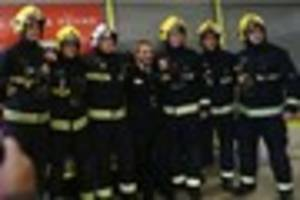 Cornwall Fire Service is desperate for firefighters and you don't...