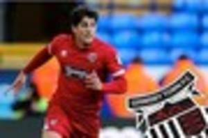 Grimsby Town defender Zak Mills reveals what he likes about new...