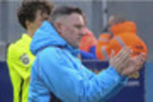 gainsborough trinity have fate in their own hands on final day of...