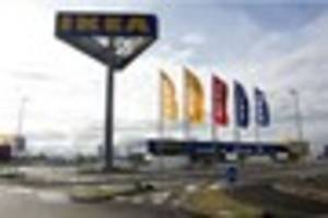 Jobs at new Exeter IKEA store which is now under construction