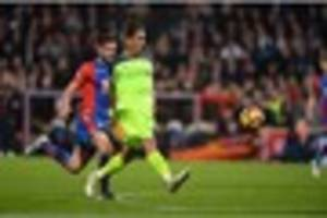 'liverpool look dangerous, but cutting off the supply to crystal...