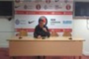 charlton athletic fan's view: 'robinson can start planning for...