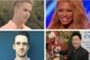 kent's biggest reality stars have appeared on bgt, bake-off and x...