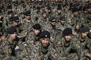 Afghanistan Declares National Mourning After Army Base Attack Kills More Than 130