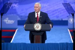 in australia, pence says us will honor refugee deal trump slammed