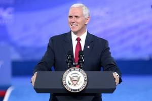Mike Pence to meet Malcolm Turnbull and business leaders in Sydney