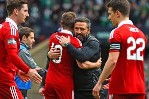 Aberdeen Derek McInnes insists Dons are ready to put in Scottish Cup Final performance no matter who they face