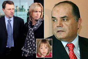 cop in madeleine mccann case remains utterly unrepentant after damning book blaming kate and gerry