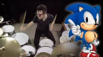 YouTube drummer who racked up views with Mario finally turns to Sonic