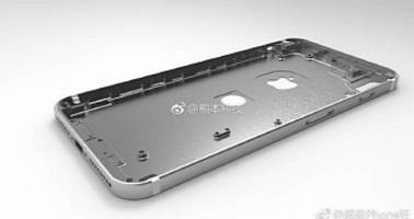 Apple iPhone 8 Alleged Back Panel Render Shows Rear-Mounted Touch ID
