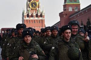 Russian Troops Kill Two Islamic State-Trained Militants, Says Anti-Terror Committee
