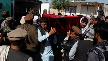 Mazar-e Sharif attack: Afghanistan mourns deadly Taliban assault