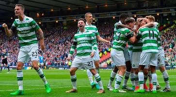Scott Brown pumped up after Celtic brush aside Rangers in cup semi