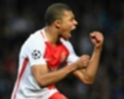 Lyon 1 Monaco 2: Falcao and Mbappe make the difference