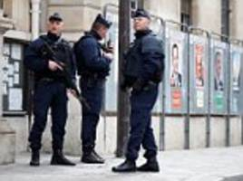 Fears of jihadi attack in France during election