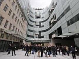 BBC drama over the staff loos with no paper towels
