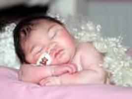 Baby born with brain outside her skull allowed home to die