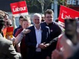 corbyn promises extra days off for patron saints