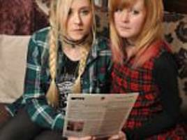 NHS denies treatment for sisters with rare skin disease