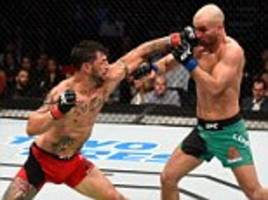 Cub Swanson demands title shot after UFC Nashville win