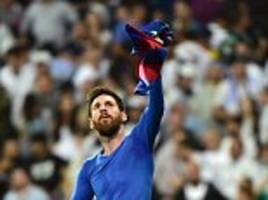 EL CLASICO PLAYER RATINGS: Real Madrid 2-3 Barcelona