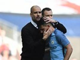 guardiola backs side to bounce ahead of manchester derby