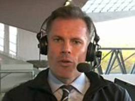 liverpool fc in big fight for top four - jamie carragher