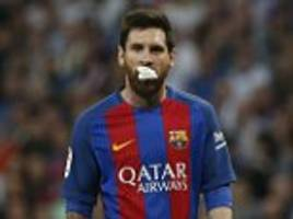 Sergio Ramos red card: Real Madrid man sees El Clasico red