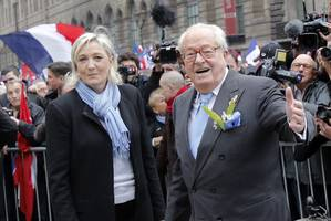 The last time a Le Pen made it this far in France's presidential race they got crushed — and politicians want the same thing to happen again