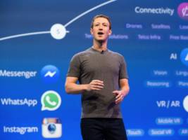 the smartphone is eventually going to die — this is mark zuckerberg's crazy vision for what comes next (fb)
