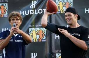Tom Brady's ties to Best Buddies linked to his own charitable goals