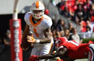 Jalen Hurd transferring from Tennessee to Baylor