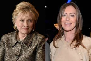 Hillary Clinton Drops in on Tribeca Panel for Kathryn Bigelow's VR Poaching Short