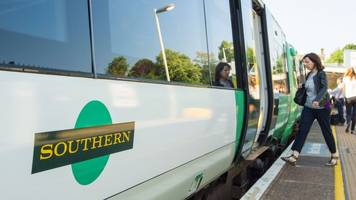 Talks due in bid to resolve Southern rail row with RMT