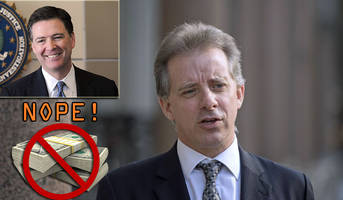 nyt: fbi refused to pay $50k for fisa-linked trump dossier after former mi6 agent failed to corroborate claims