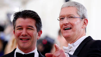 uber secretly tracked users, spied on lyft prompting tim cook to threaten apple store expulsion