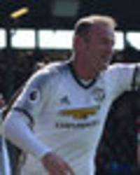 Burnley 0 Man United 2: Wayne Rooney and Anthony Martial star to keep top four hopes alive