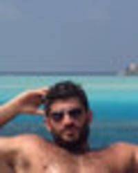 George Michael's boyfriend Fadi Fawaz exposed in fully naked snap