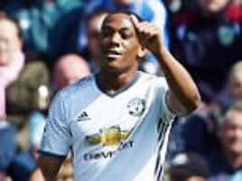 Manchester United owe Monaco after Anthony Martial goal