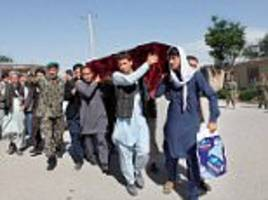 Taliban in army uniforms kill 140 soldiers in Afghanistan
