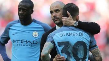 guardiola must improve man city's mood quickly after arsenal defeat - jermaine jenas
