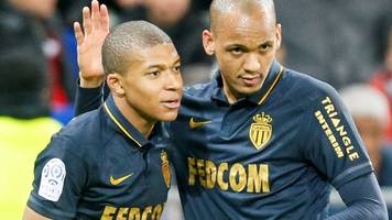 Kylian Mbappe winner sends Monaco back to top of Ligue 1