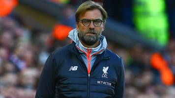 Liverpool 1-2 Crystal Palace: Jurgen Klopp rallies Reds to 'stay positive'