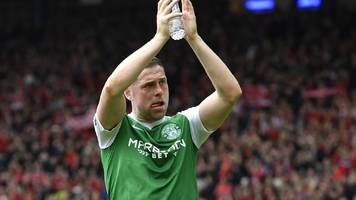 striker grant holt insists hibs would have beaten aberdeen in extra time