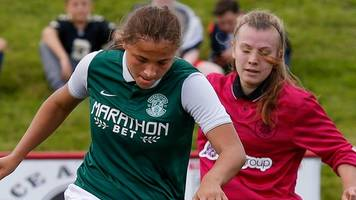 swpl: hibs overcome celtic to remain top of the table